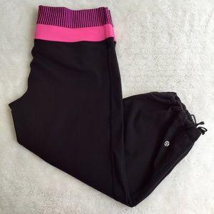 Lululemon crop pants sz 8